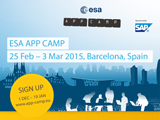ESA-App-Camp banner-4zu3-fingerprintesa 2014