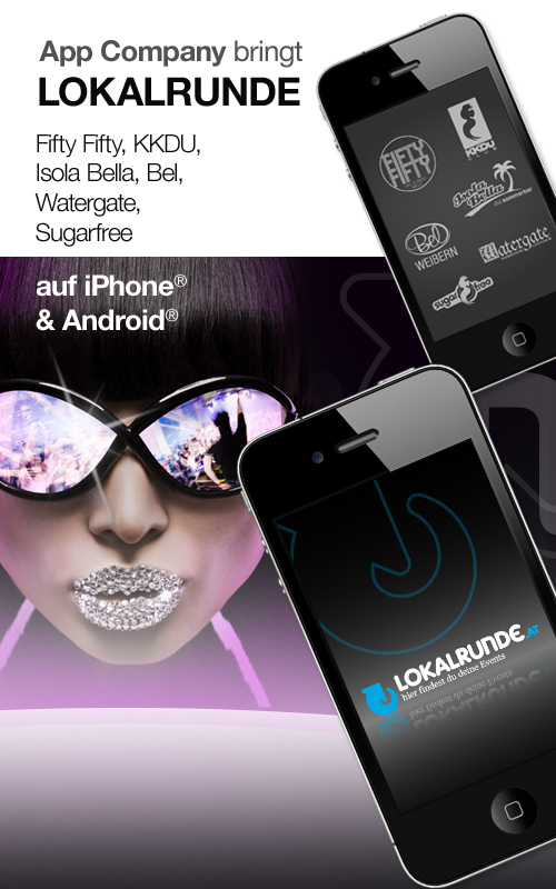 LOKALRUNDE DISCO / CLUB Apps