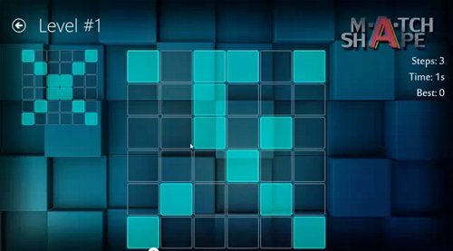 Match'A'Shape - The Puzzle Game