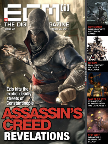 EGM Digital - Magazin