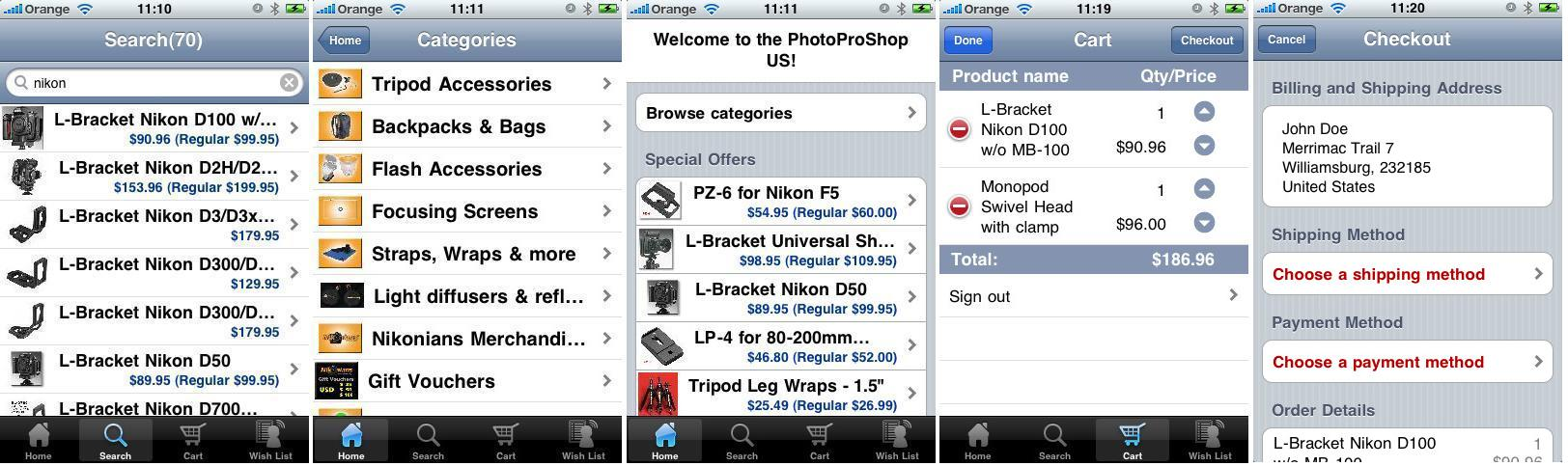 PhotoProShop by Nikonians app