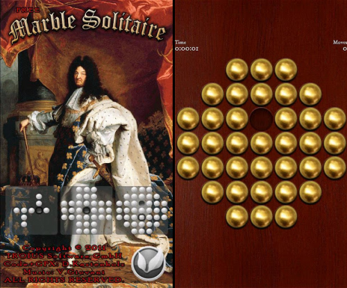 Marble Solitaire FREE