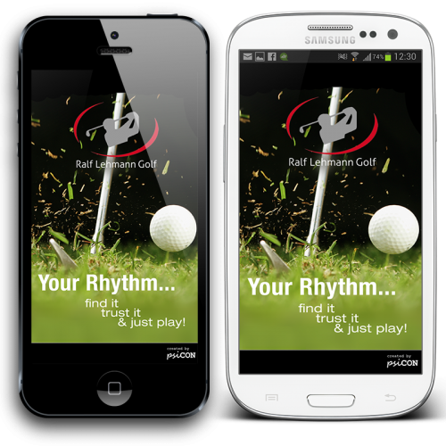 Golf Rhythmus Trainer