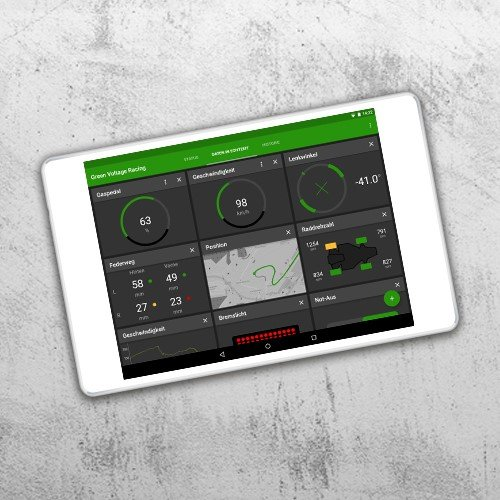 Green-Voltage-Racing App