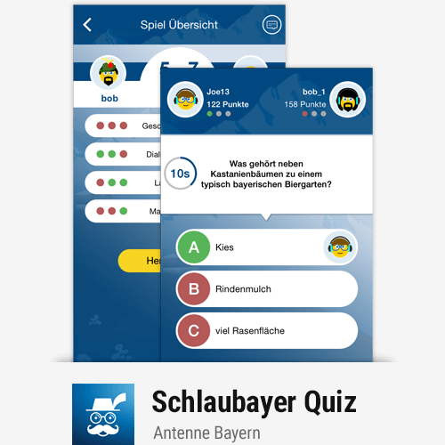 Schlaubayer Quiz