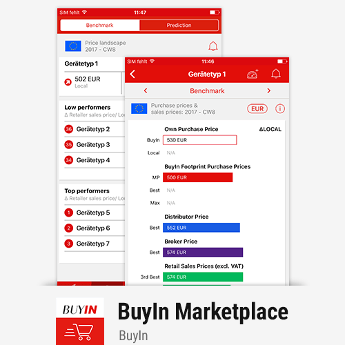 BuyIn Marketplace App