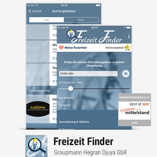 Freizeit Finder