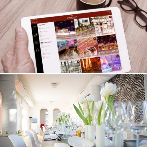 Party Rent App – Eventplanung