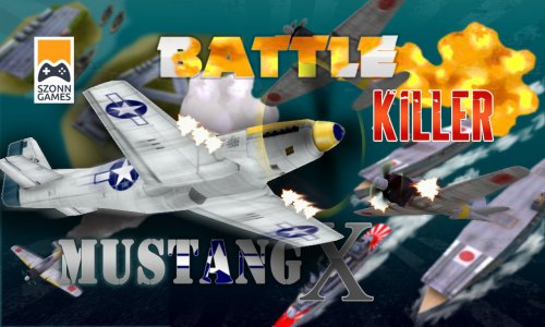 Battle Killer Mustang X