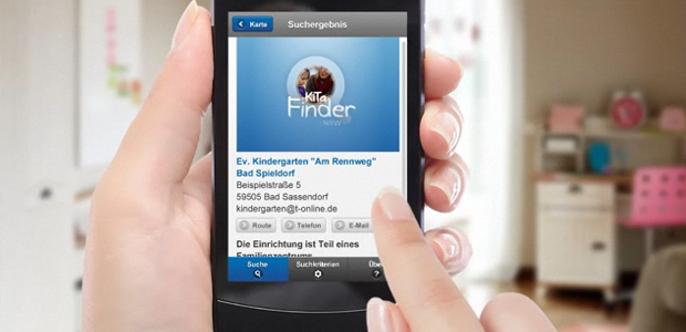 KiTa-Finder NRW