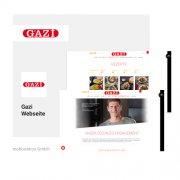 gazi.de Website