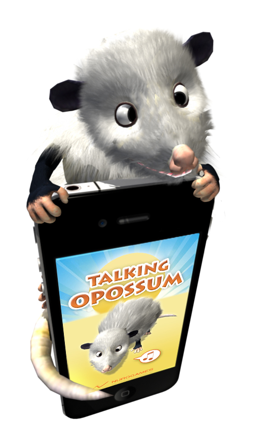 Talking Opossum
