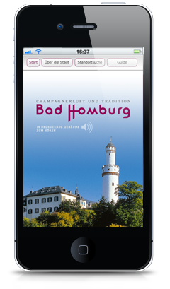 Rundgang Bad Homburg