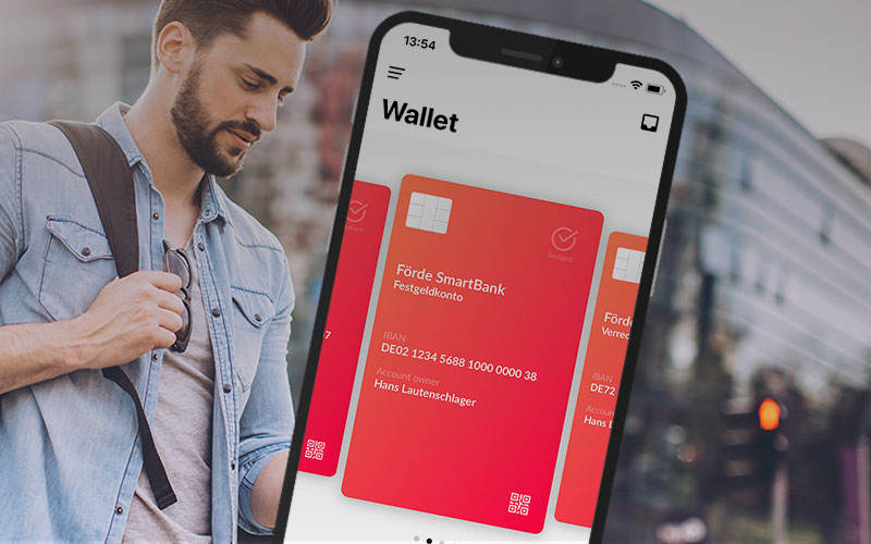 Instant Payments App für iOS