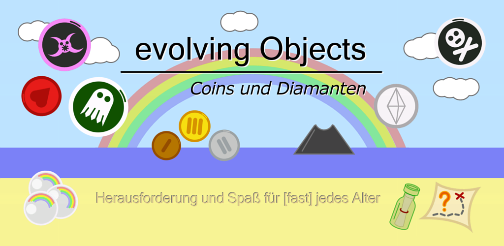 evolving Objects-Coins und D.