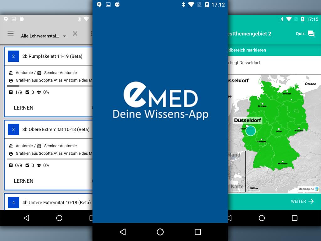App Referenzen - Android