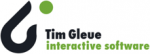 Tim Gleue interactive software -  Programmierung