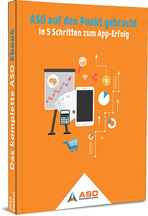 Perform Apps EBook - App Store Optimierung