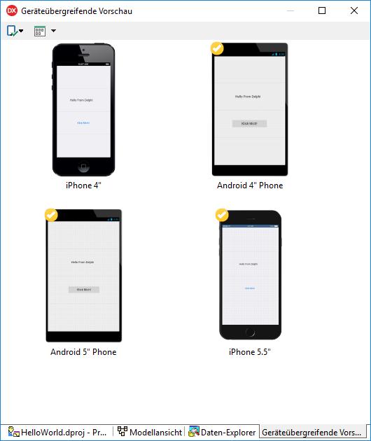 App Programmierung Tutorial: Mit Delphi zu mobilen Welten